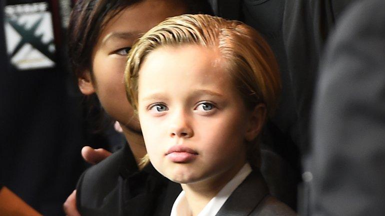 el hijo de angelina jolie y brad: