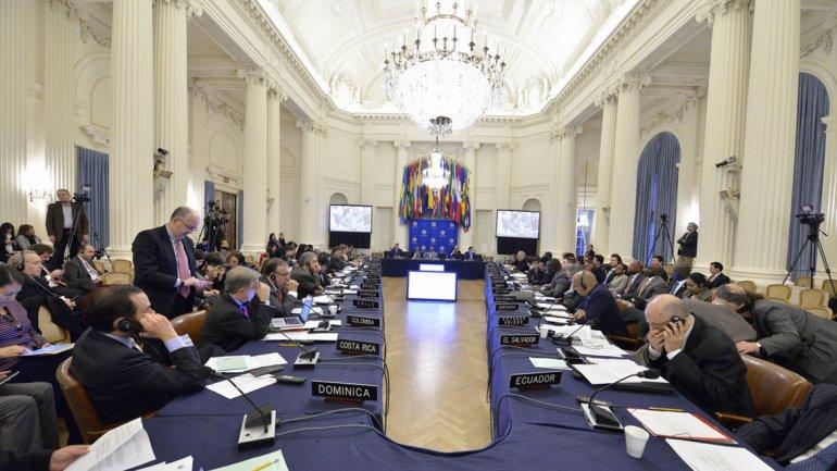 La OEA expresó su apoyo a una completa normalización entre Cuba y Estados Unidos