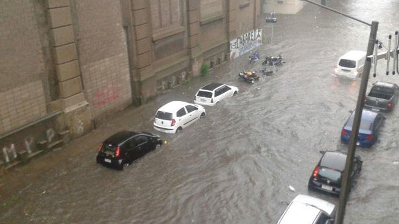 Fotos: así fue la peor tormenta en Montevideo en 50 años