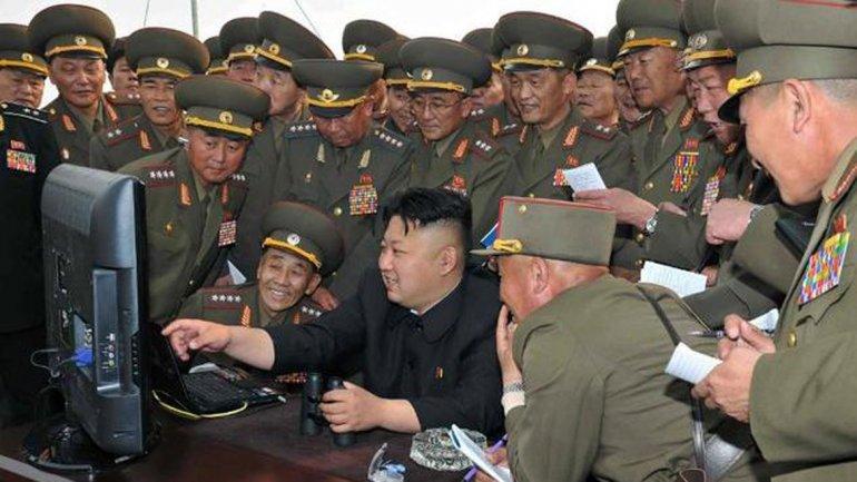 Kim Jong-un sin Internet