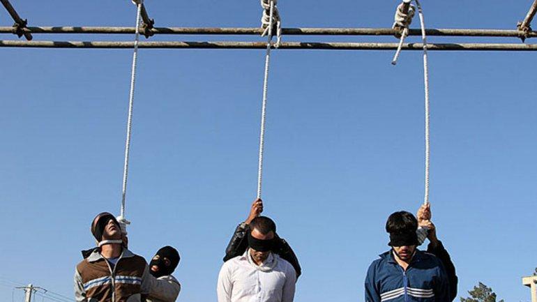 Durante 2015, en Irán se llevaron a cabo 997 ejecuciones