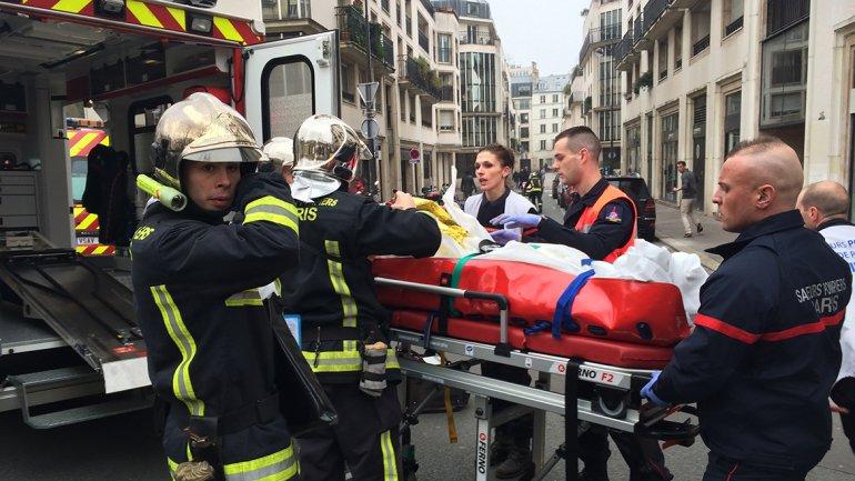 Al menos cinco heridos están en estado grave