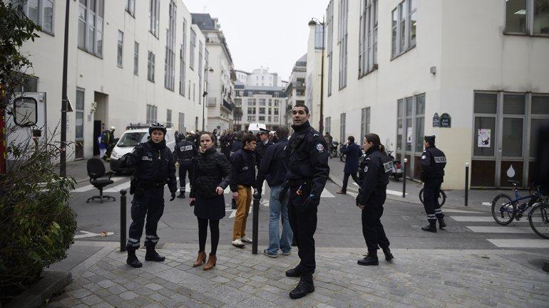 Se elevó el alerta de seguridad antiterrorista en París al máximo nivel