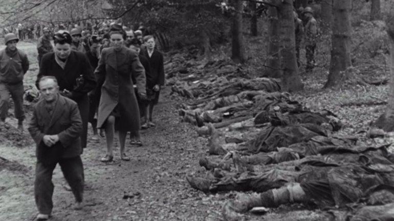 Estrenan el documental de Hitchcock sobre el Holocausto