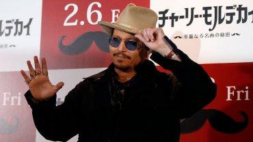Johnny Depp fue acusado por su esposa, Amber Heard, por violencia de género