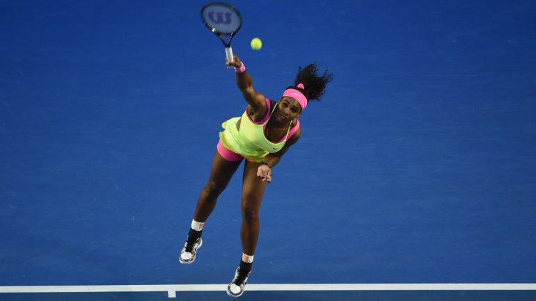 Serena: una chica súper poderosa