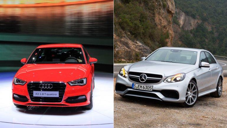 Audi superó a Mercedes-Benz en venta de autos de lujo