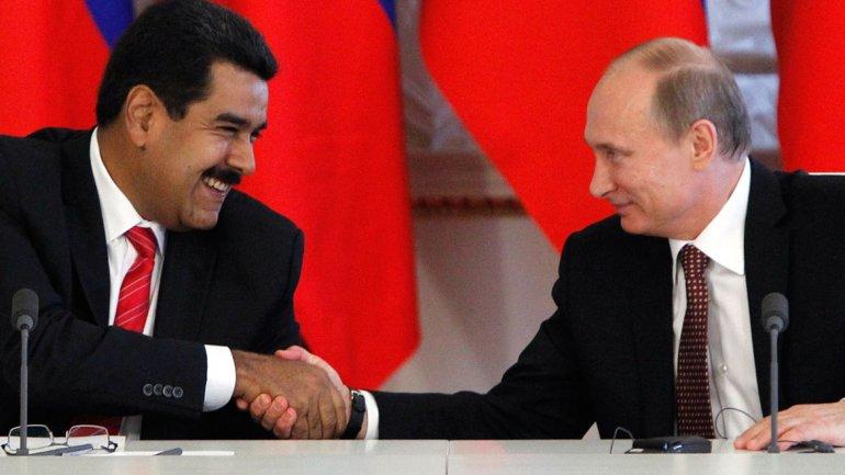 Rusia militariza América Latina