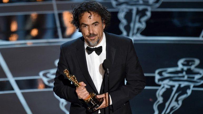 Alejandro González Iñarritu aspira a quedarse nuevamente con el Oscar por su película El Renacido