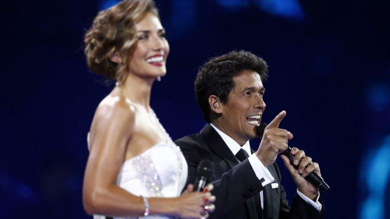 Carolina de Moras y Rafael Araneda serán los presentadores del festival de Viña del Mar