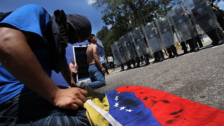 Un informe asegura que en Venezuela hay tanto riesgo de invertir como en países en guerra