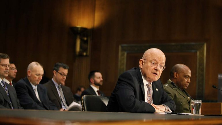 El director de Inteligencia Nacional de los Estados Unidos, James Clapper