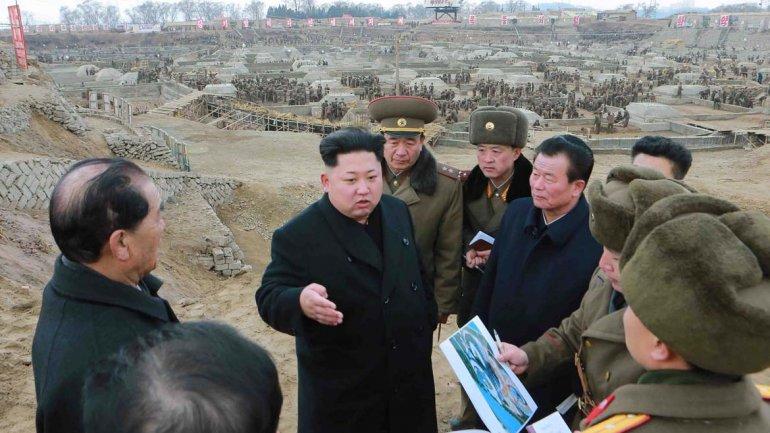 Estados Unidos teme que Corea del Norte esté desarrollando un arsenal capaz de alcanzar territorio norteamericano