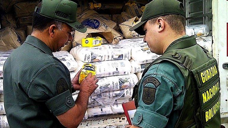 El desabastecimiento fomenta el contrabando ilegal en Venezuela