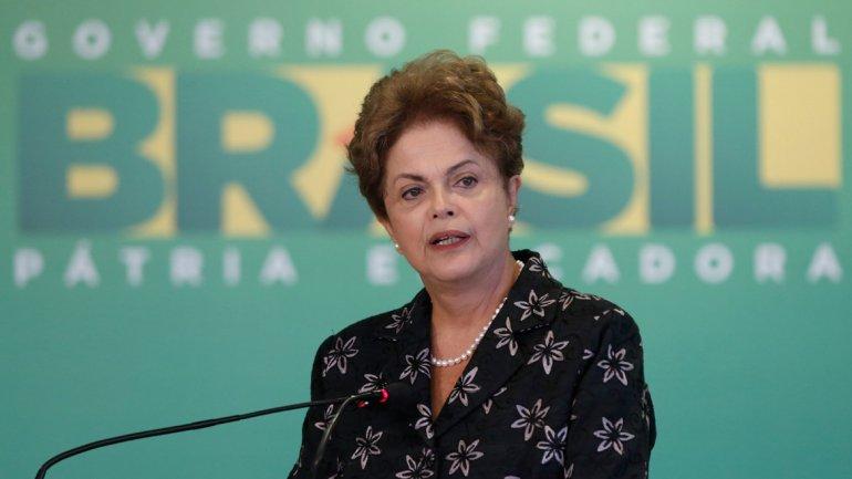 Dilma Rousseff está acusada de manipular cuentas del Gobierno