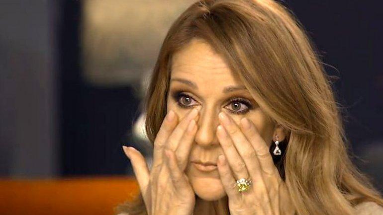 En dos días, Celine Dion sufrió la muerte por cáncer de su esposo y de su hermano