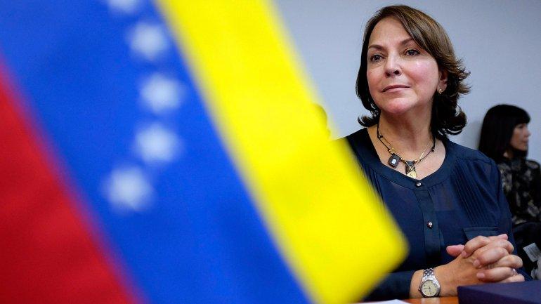 """La esposa del alcalde preso en Venezuela: """"No sabemos a qué más vamos a ser sometidos"""""""
