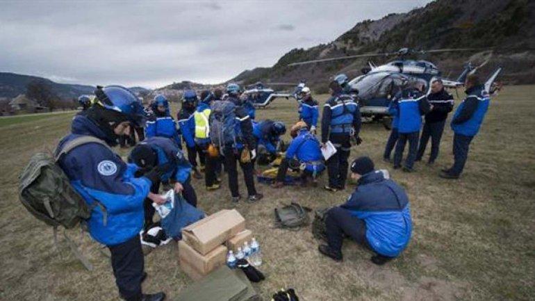 El primer rescate de restos humanos terminará al final de esta semana