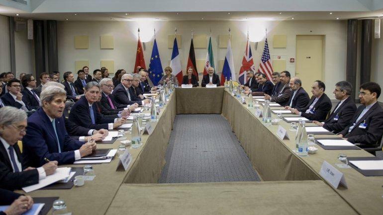 Irán anuncia que se alcanzó un principio de acuerdo sobre las negociaciones nucleares