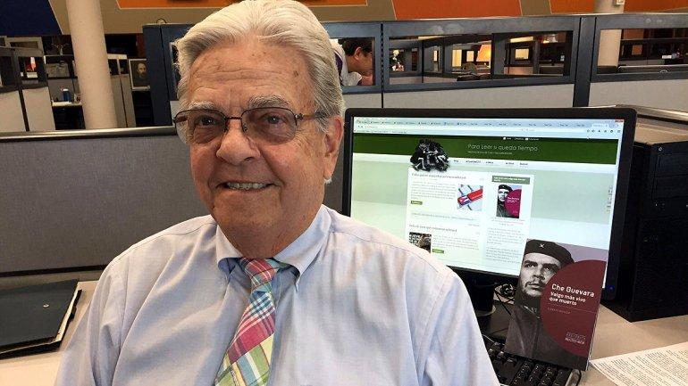 Alberto Müller, autor de la investigación