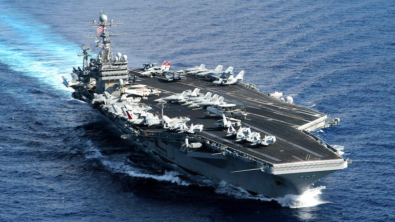EEUU envía barcos de guerra al Yemen para frenar a Irán
