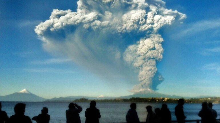 Volcán Calbuco: Informe Especial