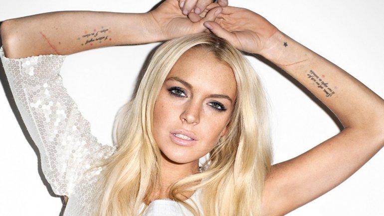 Lindsay Lohan tiene nuevo novio y lo muestra en las redes sociales