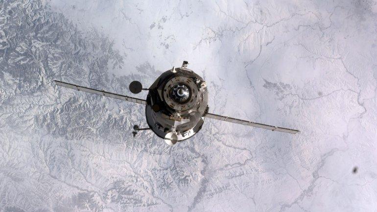La nave rusa fuera de control caerá en la Tierra el 8 de mayo