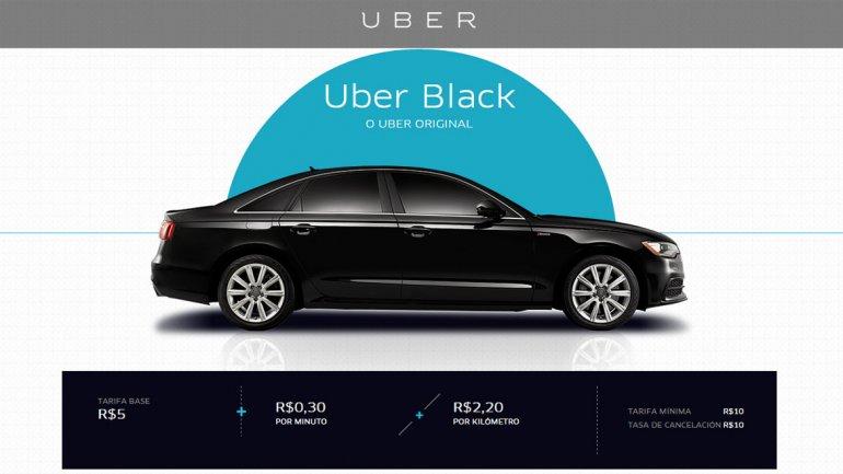 Brasil da marcha atrás y autoriza los servicios de Uber