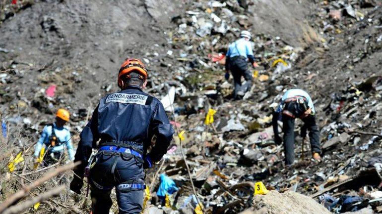 La catástrofe de Germanwings provocó 150 muertos en marzo de 2015 en los Alpes franceses