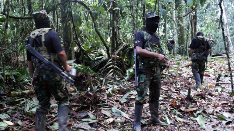 "Perú: ministro de Defensa afirma que Sendero Luminoso ""sigue operando"""