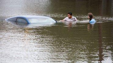 Texas es uno de los estados más afectados por las inundaciones en los últimos meses