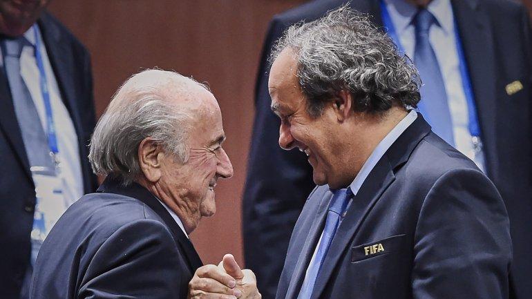 Joseph Blatter y Michel Platini habían sido sancionados por el Comité de Ética con 8 años de exclusión de toda actividad relacionada con el fútbol