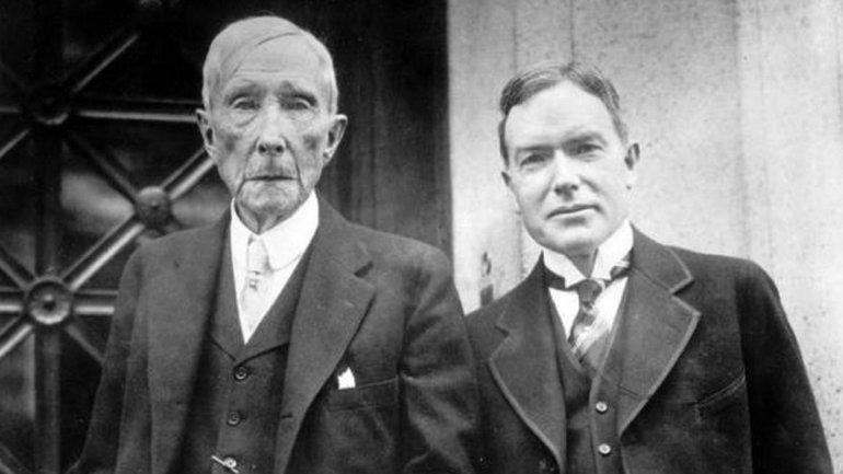 David Rockefeller cumple 100 años y se convierte en el ....