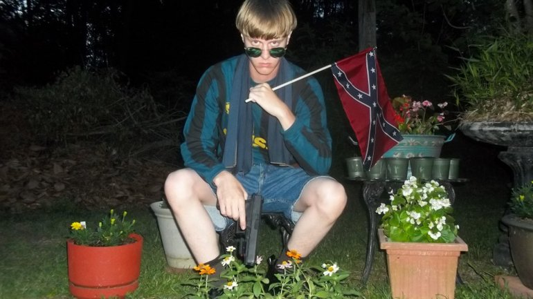 Masacre de Charleston: las fotos y el manifiesto del asesino