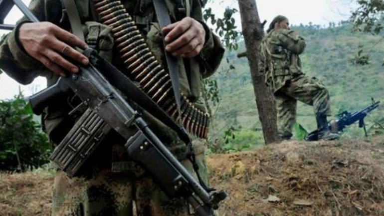 """Operativo en Colombia prueba los nexos entre las FARC y el cártel del """"Chapo"""" Guzmán"""