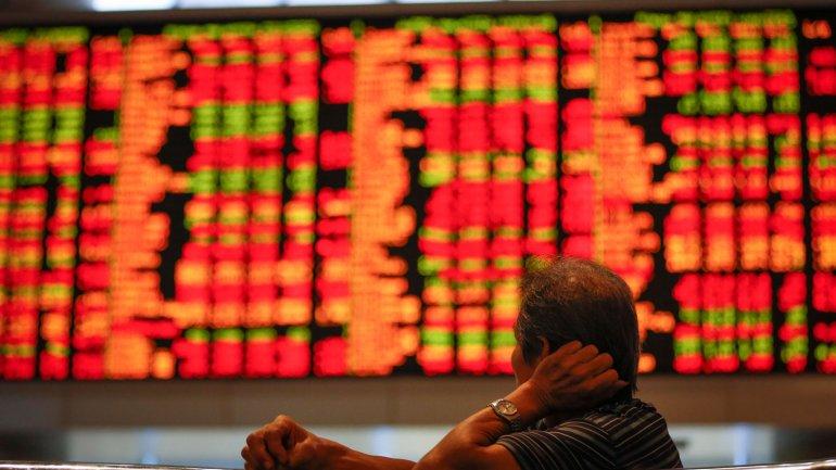 Las bolsas europeas sufren en forma permanente los vaivenes en los mercados bursátiles asiáticos y en los precios del petróleo.