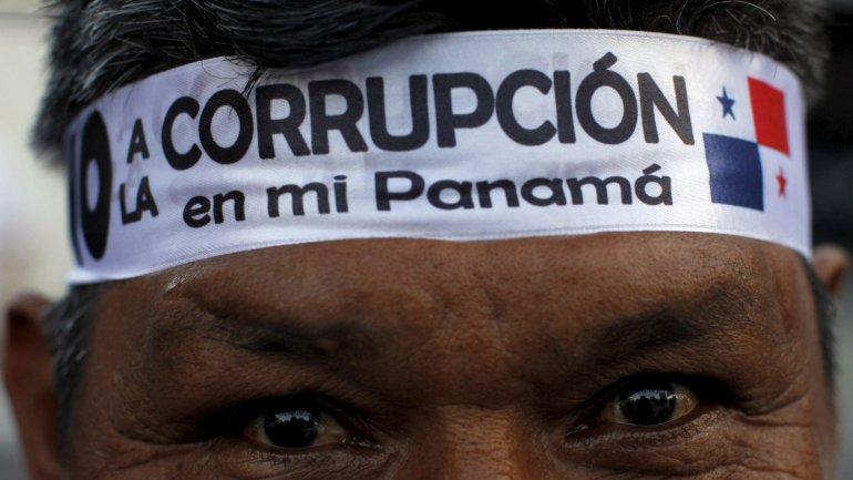Resultado de imagen para panama corrupcion