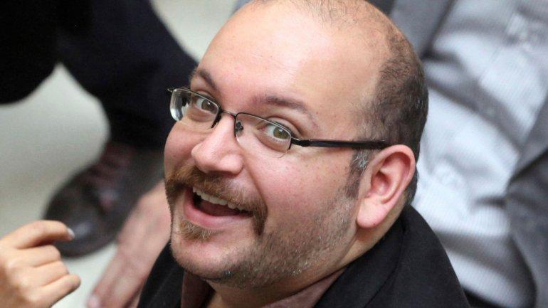 Jason Rezaian permaneció detenido en Irán 545 días