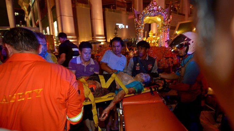 Atentado en Bangkok: al menos 27 muertos y 80 heridos