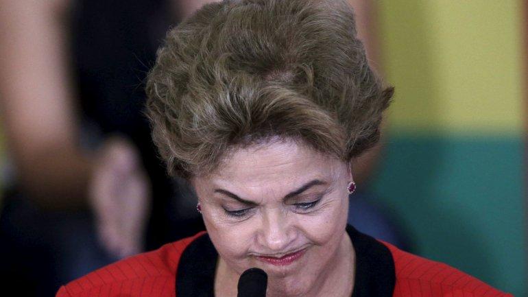 El inestable e incierto futuro de Dilma Rousseff