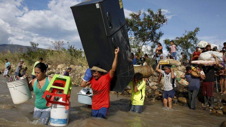 El vía crucis de los colombianos que Nicolás Maduro expulsó de Venezuela