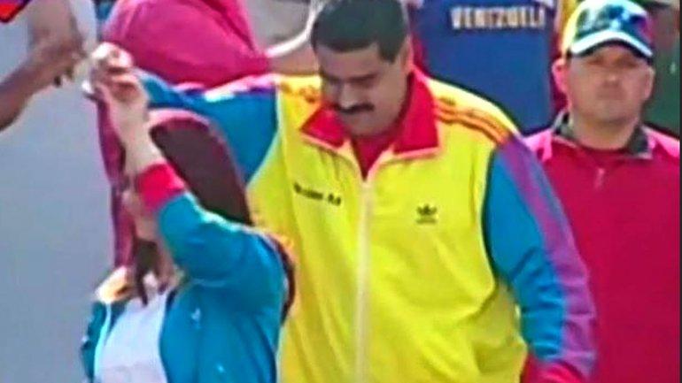 Video: Maduro expulsa colombianos y además se burla de ellos