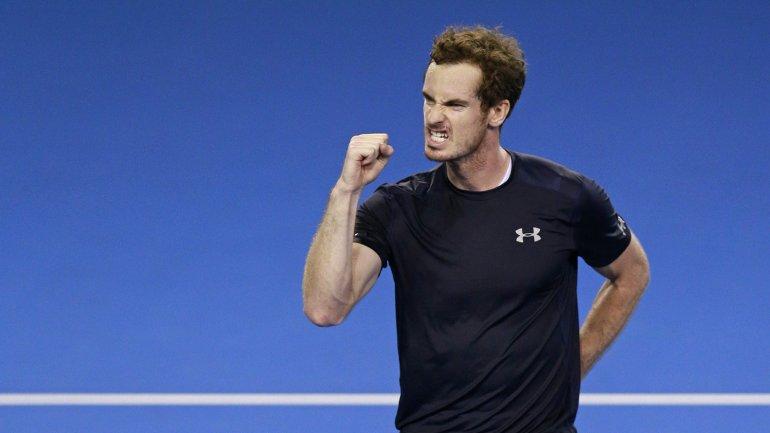 AndyMurray, segundo favorito, alcanzó por séptima vez consecutiva los cuartos de final del Abierto de Australia