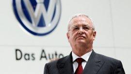 Martin Winterkorn renunció como CEO de Volkswagen tras el escándalo.