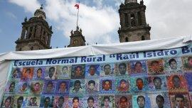Se cumple un año de la desaparición de los 43 estudiantes de Ayotzinapa