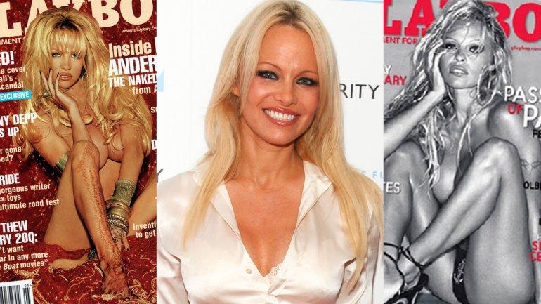 El sexo era salvaje, pero respetuoso,  aseguró Pamela Anderson a la revistaFHM