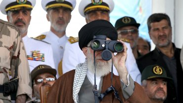 El ayatolá Ali Khamenei amenzó en más de una oportunidad con destruir a Israel