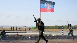 Separatistas pro rusos
