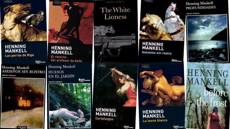 Znalezione obrazy dla zapytania Kurt Wallander MAnkell